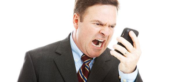 Brasileiro é o povo mais nervoso com celular (Foto: Shutterstock / Lisa F. Young)