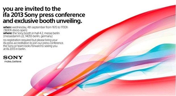 Sony deve mostrar o aparelho na IFA 2013 (Foto: Reprodução/Engadget)