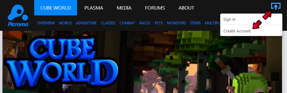 Como jogar Cube World, o game online que mistura Diablo com