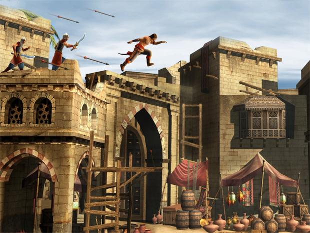 Prince of Persia The Shadoe and the Flame (Foto: Divulgação)