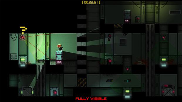 Stealth Inc: A Clone in the Dark (Foto: Divulgação)