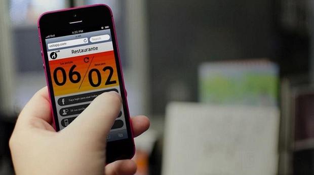 u.sit é um aplicativo de gestão de filas de espera e de reserva (Foto: Divulgação) (Foto: u.sit é um aplicativo de gestão de filas de espera e de reserva (Foto: Divulgação))