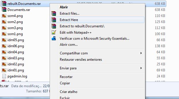Como corrigir um arquivo  ZIP ou  RAR corrompido no Windows