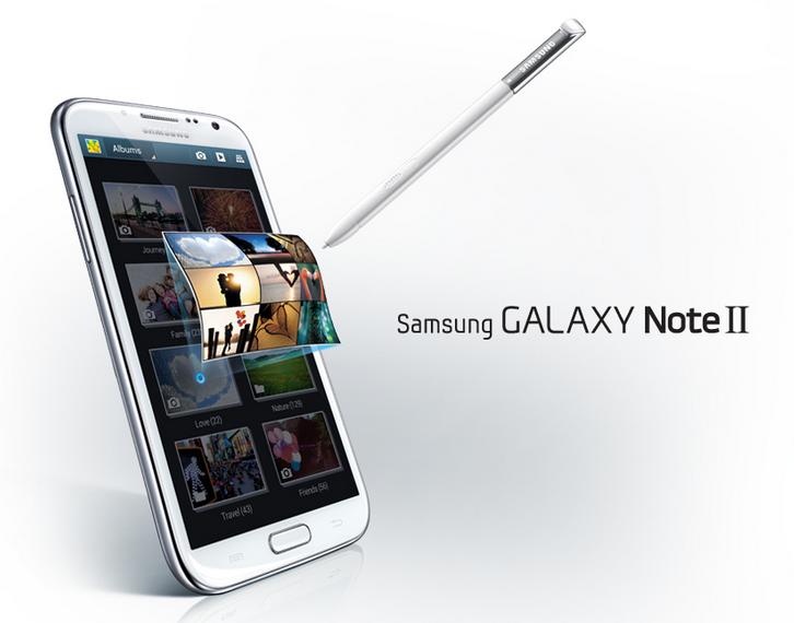 Galaxy Note 2 ganha processador Snapdragon 600 (Foto: Divulgação)