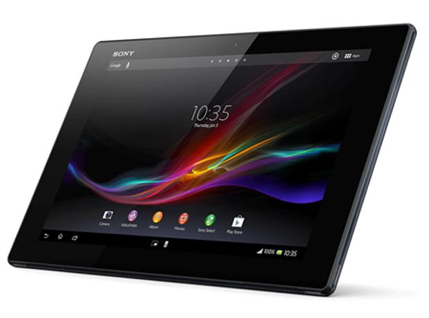Xperia Tablet Z já está disponível na loja virtual da Sony (Foto: Divulgação)