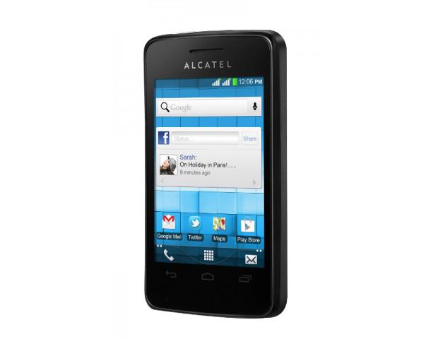 One Touch Pixo é o modelo de entrada da Alcatel e possui Android 2.3 (Foto: Divulgação)