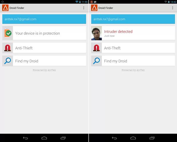 Droid Finder é um app bastante útil (Foto: Divulgação)