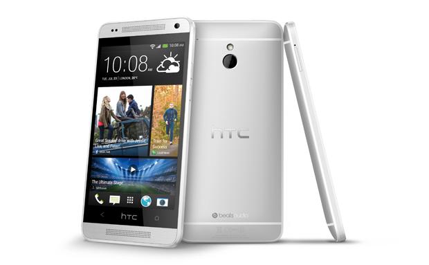 One Mini é a versão reduzida do top de linha da HTC, mas com processador dual-core (Foto: Divulgação)