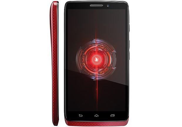 Droid Maxx é o top de linha da Motorola com uma super bateria (Foto: Divulgação)