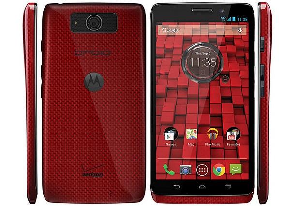 Motorola Droid Ultra é um top de linha da Motorola com processador dual-core (Foto: Divulgação)