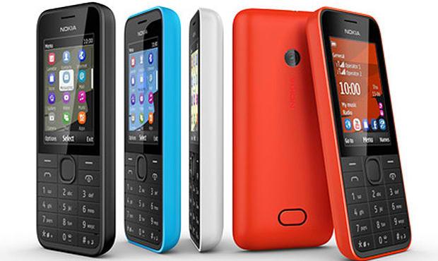 Nokia 208 tem câmera fotográfica, WhatsApp e conexão 3G (Foto: Divulgação)