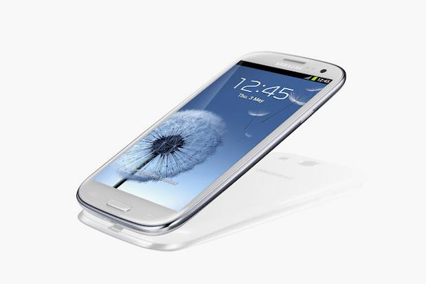 Samsung Galaxy S3 (Foto: Divulgação) (Foto: Samsung Galaxy S3 (Foto: Divulgação))