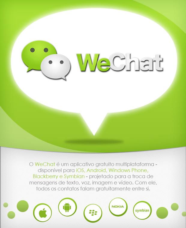 Rússia bloqueia aplicativo chinês WeChat