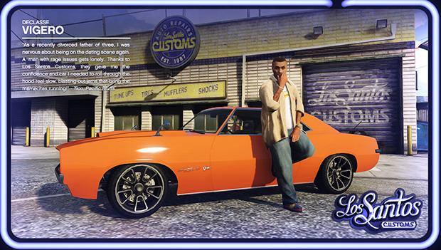 16f98cf161f Nova galeria de GTA V mostra mais sobre customização de carros (Foto   Reprodução