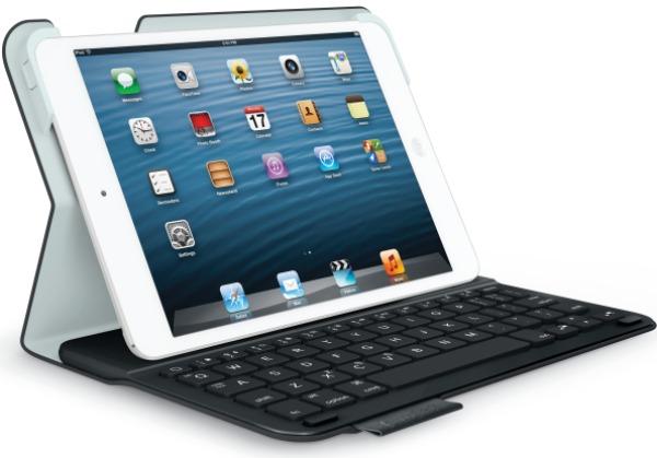 logitech lan a case e teclado ultrafino para ipad mini not cias techtudo. Black Bedroom Furniture Sets. Home Design Ideas