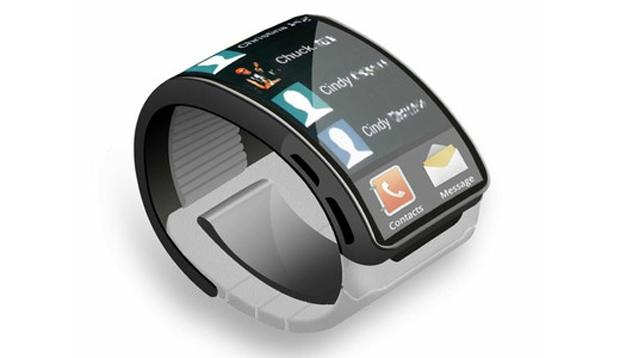 Samsung Galaxy Gear (Foto: Reprodução/The Age digital Life)