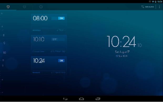 Timely Alarm Clock é um aplicativo que oferece relógio, alarme e despertador (Foto: Divulgação)