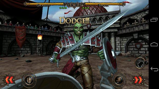 Rage of The Gladiator tem jogabilidade envolvente é ótima dublagem (Foto: Divulgação)