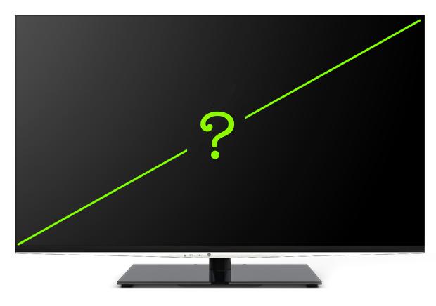 96c1335e7 Tamanho ideal da TV pode ser calculado de acordo com a distância de  utilização (Foto