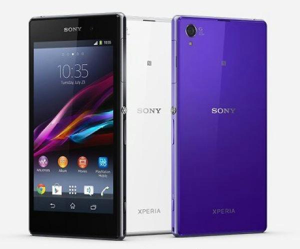 Xperia Z1 aparece em suposta imagem de divulgação da Sony (Foto: Reprodução/GSM Insider)