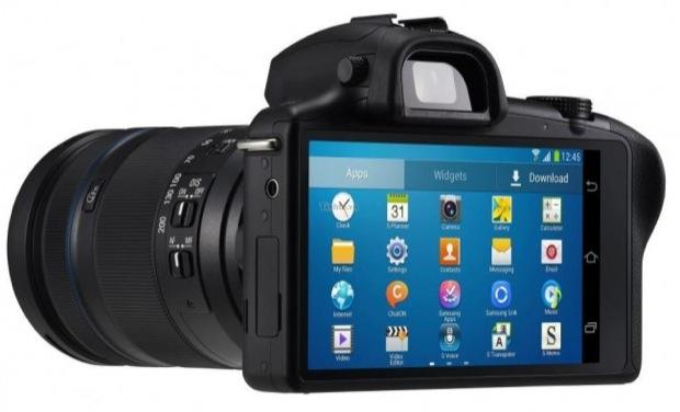 Samsung confirma nova câmera mirrorless com Android para outubro, a Galaxy NX (Foto: Reprodução/Droid Life)