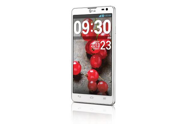 L9 2 é o novo top da linha Optimus, da LG, equipado com processador dual-core (Foto: Divulgação)