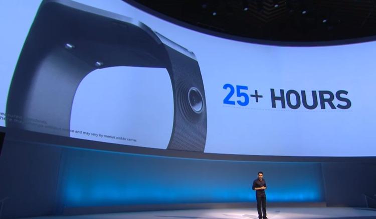 Bateria e câmera na pulseira do Galaxy Gear foram alguns dos pontos mais elogiados (Foto: Divulgação)