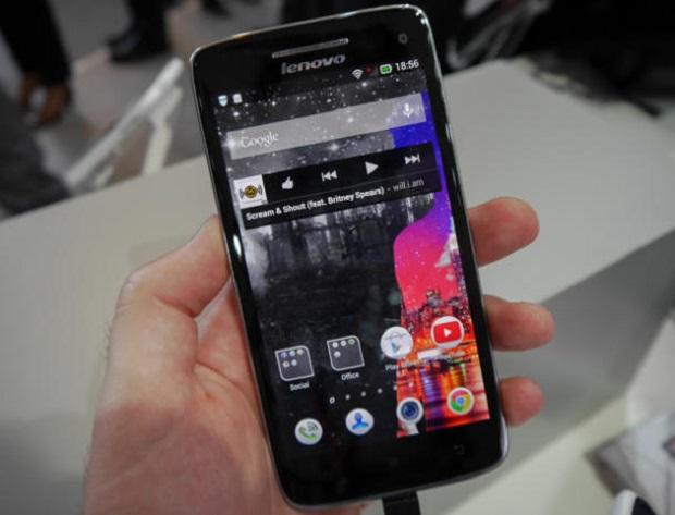 Novo smartphone da Lenovo é top de linha (Foto: Reprodução/CNET)