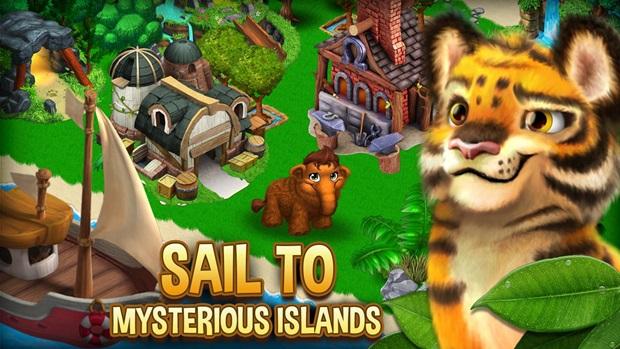 Cuide de animais fofinhos em uma ilha misteriosa (Foto: Divulgação)