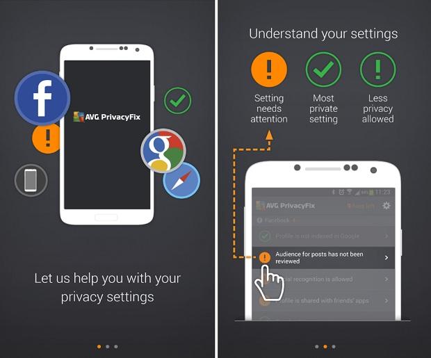 AVG lançou serviço de proteção para o Facebook (Foto: Divulgação)