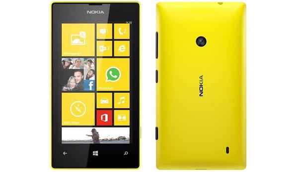 Lumia 520 é bom, bonito e relativamente barato (Foto: Divulgação)