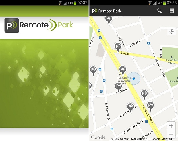 Remote Park é um aplicativo de estacionamento (Foto: Divulgação)