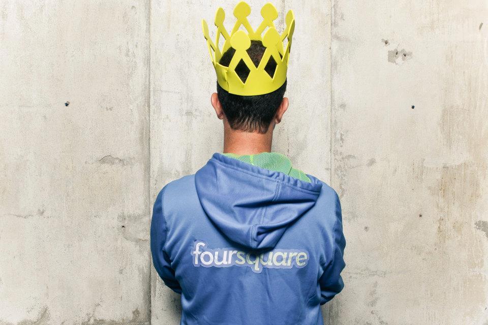 """Prefeitos, por medo de perder a """"coroa"""", publicam no Foursquare o tempo todo (Foto: Reprodução/4sqDay Blog)"""