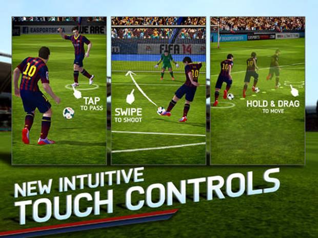 FIFA 14 tem opções para controles novos ou antigos (Foto: Divulgação) (Foto: FIFA 14 tem opções para controles novos ou antigos (Foto: Divulgação))