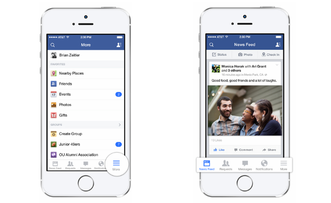 facebook mobile login iphone app do para iphone e 233 atualizado para 14064