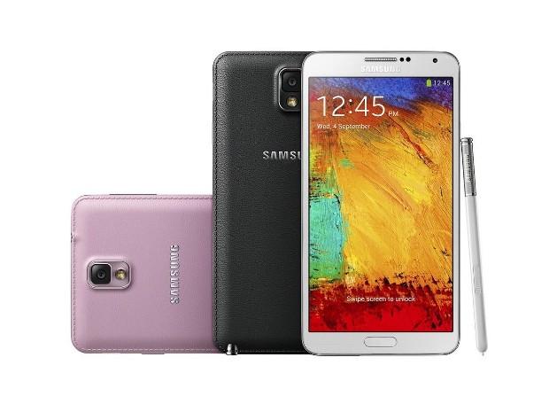 Galaxy Note 3 pode ganhar uma versão