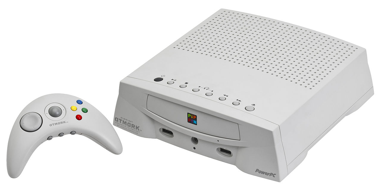 Pippin marcou a entrada e também a saída da Apple no mercado de consoles (Foto: Divulgação)