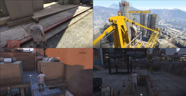 A Mania Gamer está aqui!: GTA 5: Como encontrar as 50 cartas