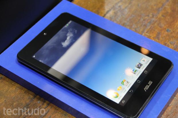 2a5f6d359 Testamos o MeMo Pad HD 7  primeiras impressões do tablet da Asus ...