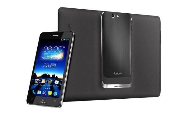 PadFone Infinity 2 é um híbrido com tela Full HD e processador Snapdragon 800 (Foto: Divulgação/Asus)