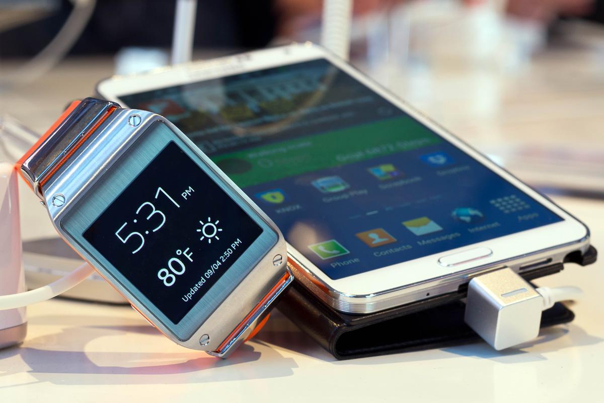 d19ef8fd8cd Lojas online já estão vendendo o Galaxy Note 3 e Galaxy Gear no Brasil (Foto