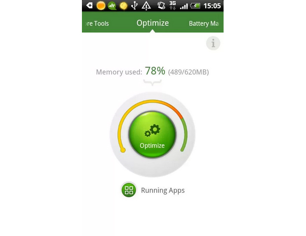 Android Booster é uma das boas opções de task killers disponíveis na Google Play (Foto: Reprodução/Google Play)