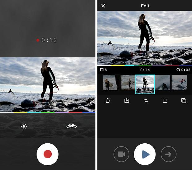 MixBit é um aplicativo de compartilhamento de vídeos (Foto: Divulgação)