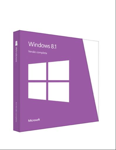 Quem optar por comprar o Windows 8.1 em mídia física encontrará um pacote como esse (Foto: Divulgação/Microsoft)
