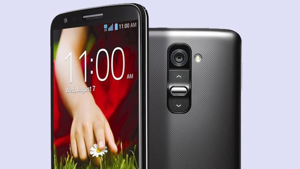 LG G2 já pode ser adquirido na pré-venda em sites de varejistas brasileiros (Foto: Divulgação)
