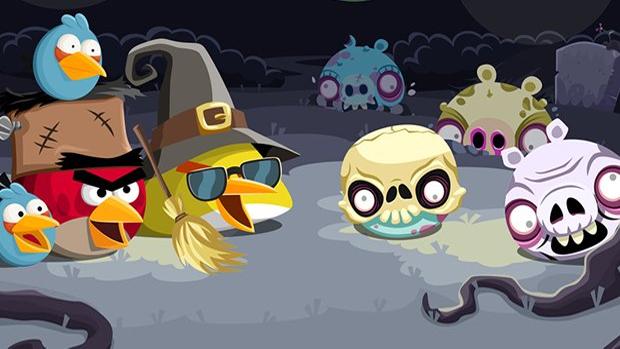 Angry Birds Friends E Bad Piggies Ganham Porcos Zumbis Para O