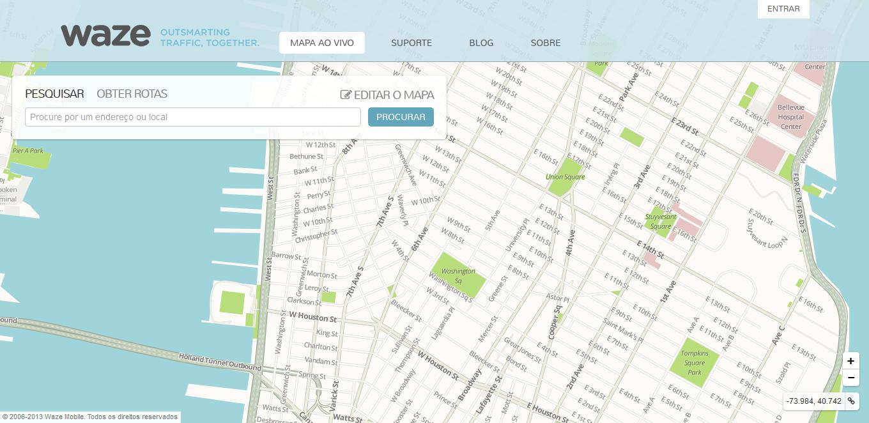 waze mapa Esqueceu o celular em casa? Saiba como usar mapas do Waze no  waze mapa