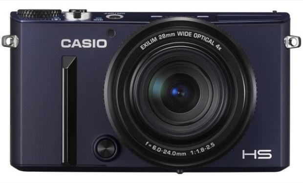 Casio entra no mercado de câmeras compactas com modelo EX-10 (Foto: Divulgação)