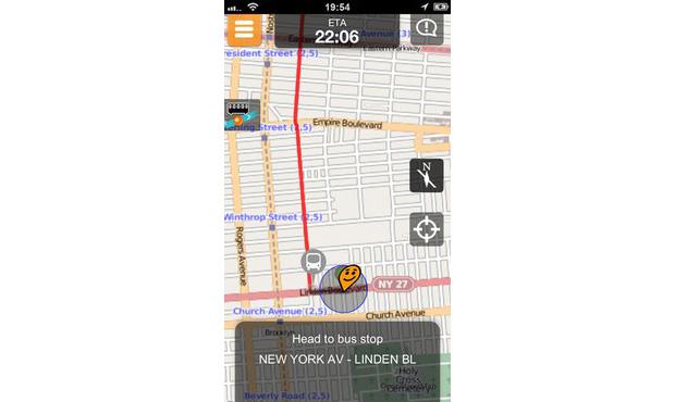 Moovit está disponível para moradores de Rio e SP e nas plataformas iOS e Android (Foto: Reprodução)