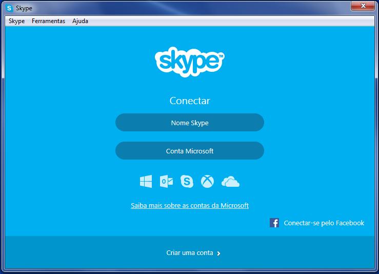 982d54be88 Aprenda a recuperar a senha da sua conta do Skype, mensageiro da Microsoft  (Foto